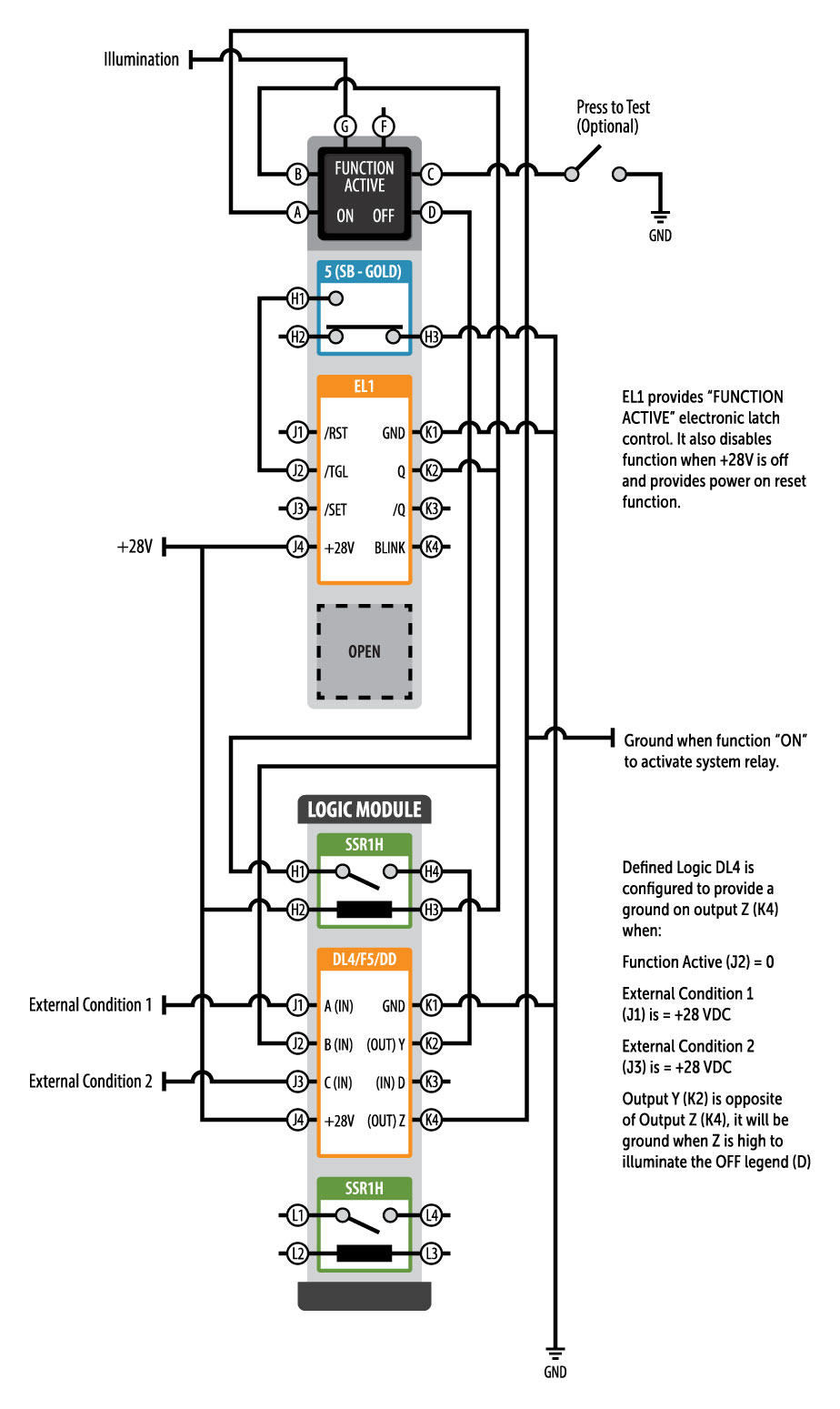 4 Way Switch Wiring Meaning Trusted Diagram 2 Operation Conditional Automotive U2022